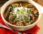 Smoked Duck Gumbo