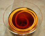 Smooth Negroni Cocktail