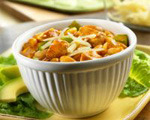Southwest-style chicken chili