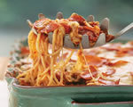 Spaghetti Casserole
