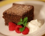 Mocha Madness Spice Cake
