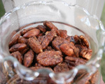 Spiced Almond and Pecans