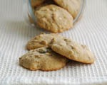 Spiced Banana Cookies