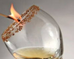 Spiced Citrus Brulée Cocktail