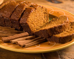 Spiced Orange Pumpkin Bread