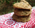 Spiced Zucchini Cookies