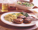 Spicy Pepper-Glazed Pork Medallions