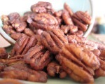 Glazed Pecans