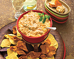 Spicy Pepper Cheese Dip
