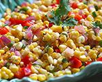 Spicy Southwestern Corn