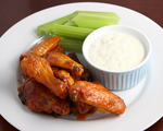 Spicy Super Bowl Buffalo Wings