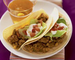 Spicy Tacos with Chorizo