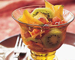 Spicy Tropical Fruit Medley