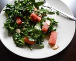Spinach and Watermelon Summer Salad