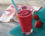 Strawberry and Lime Slush