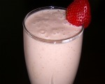Strawberry Banana Malt