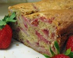 Red Strawberry Bread