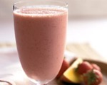 Strawberry Soy Smoothie