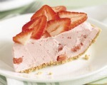 Strawberry Mallow Pie