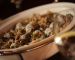 Creamy Dreamy Meatball Stroganoff