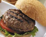 Big Juicy Stuffed Burger