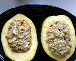 Stuffing Stuffed Acorn Squash