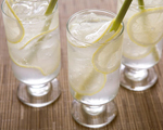 Summer Lemon and Ginger Fizz