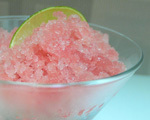Summer Watermelon Granita
