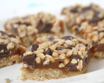 Sunflower Seed Bars