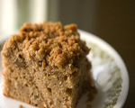 Sweet Apple Coffee Cake