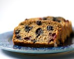 Sweet Blueberry Bread
