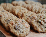 Sweet Butterscotch Oatmeal Cookies