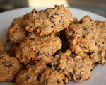 Sweet Carrot Cake Cookies