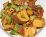 Low Fat Sweet Potato Salad
