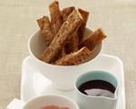 Sweet-Spiced Bread Sticks
