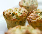 Sweet Zucchini Muffins