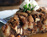 Swiss Apple Pie Cake