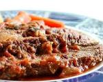 Italian Style Round Steak