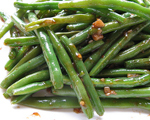 Szechuan-Style Green Beans