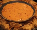 Spicy Beef Chip Dip