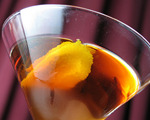 Take it Sloe Cocktail