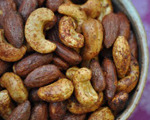 Tamari Roasted Nuts
