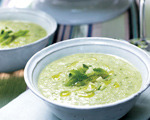 Tangy Green Gazpacho