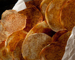 Taro Root Chips