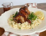 Tender Baked Quail