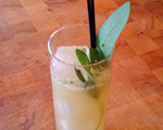 Tequila Sage Smash