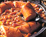 Texas Baked Beans and Sausage