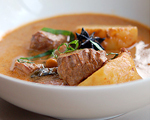 Thai Massaman Curry with Beef