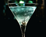 The Jack Frost Martini