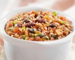Three-Bean Vegetable Chili